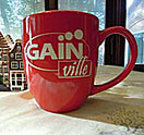 Gainville Learning Center and Cafe Logo