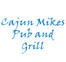 Cajun Mikes Pub 'n Grubb Logo