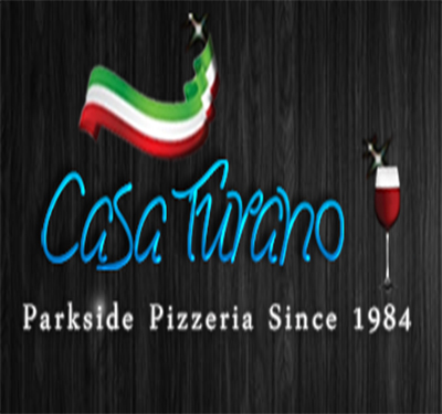 Casa Turano Pizzeria & Restaurant Logo