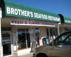 Brothers Seafood Restaurant in Seekonk, MA at Restaurant.com