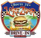 Lake Zoar Drive-In Logo