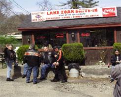 Lake Zoar Drive-In in Stevenson, CT at Restaurant.com