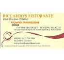 Riccardo's Ristorante Logo