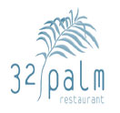 32 Palm Restaurant Logo