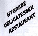 Hygrade Delicatessen Restaurant Logo