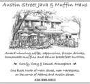 Austin Street Java Logo