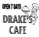 Drake's Cafe Logo