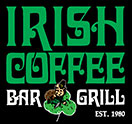 Irish Coffee Bar & Grill Logo