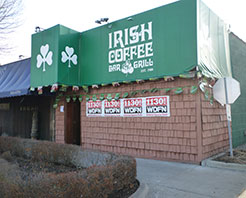 Irish Coffee Bar & Grill in Grosse Pointe, MI at Restaurant.com