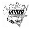 Majors Diner Logo