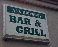 Aj's Hideaway Bar & Grill in Keizer, OR at Restaurant.com