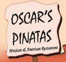 Oscars Pinata Logo