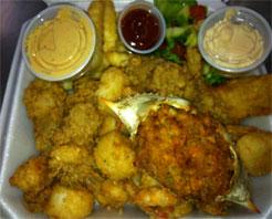 Nana's Seafood & Soul in Charleston, SC at Restaurant.com