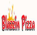Blazzin Pizza Logo