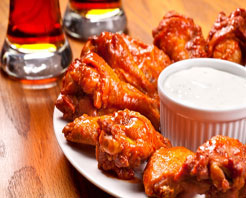 Not Just Wings in Glenolden, PA at Restaurant.com