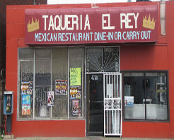 Taqueria El Rey in Detroit, MI at Restaurant.com