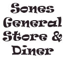 Sones General Store & Diner Logo