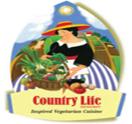 Country Life Vegan Restaurant - Temporarily Closed Logo