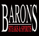 Barons Steaks & Spirits Logo