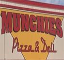 Munchie's Pizza and Deli Logo