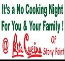Mario's Pasta Cucina Logo