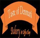 A Taste Of Denmark Bakery Logo