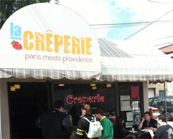 La Creperie in Providence, RI at Restaurant.com