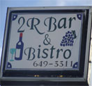 2 R Bar and Bistro Logo