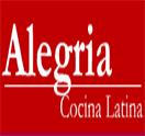 Alegria Cocina Latina Logo