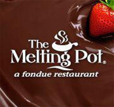 The Melting Pot of Bedford-Burlington Logo