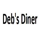 Deb's Diner Logo