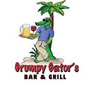 Grumpy Gators Bar & Grill Logo
