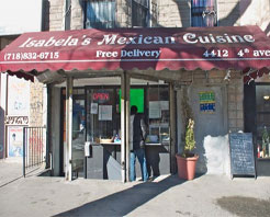 Isabelas in Brooklyn, NY at Restaurant.com