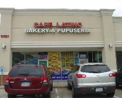 Cafe Latino Panaderia y Pupuseria in Houston, TX at Restaurant.com