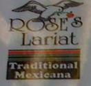 Rose's Lariat Logo