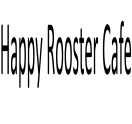 The Happy Rooster Cafe Logo