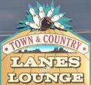 Town & Country Lanes & Lounge Logo