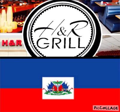 H & R Grill Inc Logo