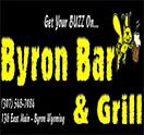 The Byron Bar & Grill Logo