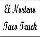 El Norteno Taco Truck Logo