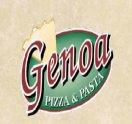Genoa Pizza & Pasta Logo