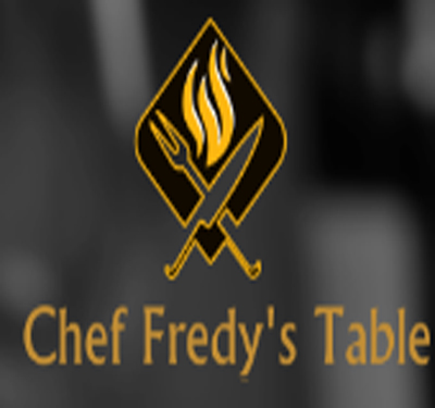 Chef Fredy's Table Logo