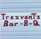 Trezvant's BBQ Logo