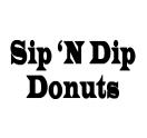 Sip 'N Dip Donuts Logo