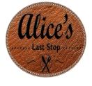 Alice's Last Stop Logo