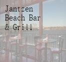Jantzen Beach Bar & Grill Logo