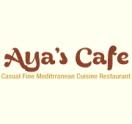 Ayas Cafe Mediterranean Cuisine Logo
