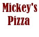 Mickey's Pizza Logo