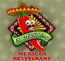 El Mexicano Mexican Restaurant Logo