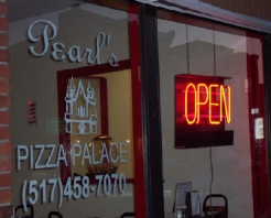 Pearl's Pizza Palace in Morenci, MI at Restaurant.com